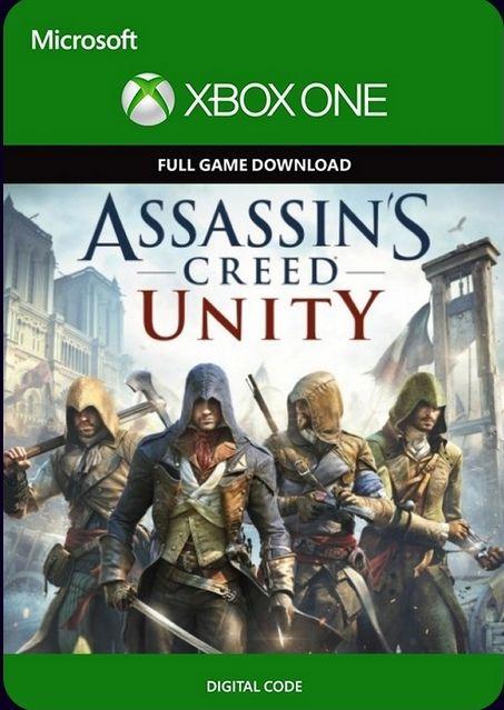 Assassins Creed Unity Xbox One Key