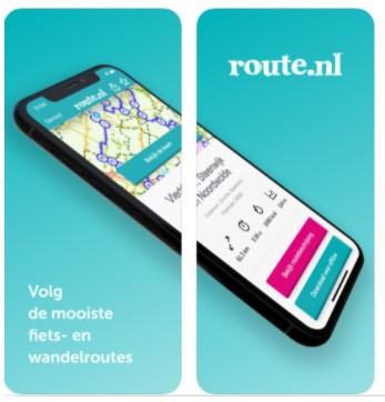 6 maanden gratis PREMIUM versie van route.nl (Wandel- & Fietsnavigatie)