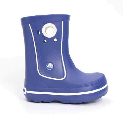Crocs Crocband Jaunt Kids regenlaarzen – Cerulean Blue