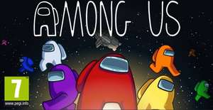 Among Us voor Nintendo Switch