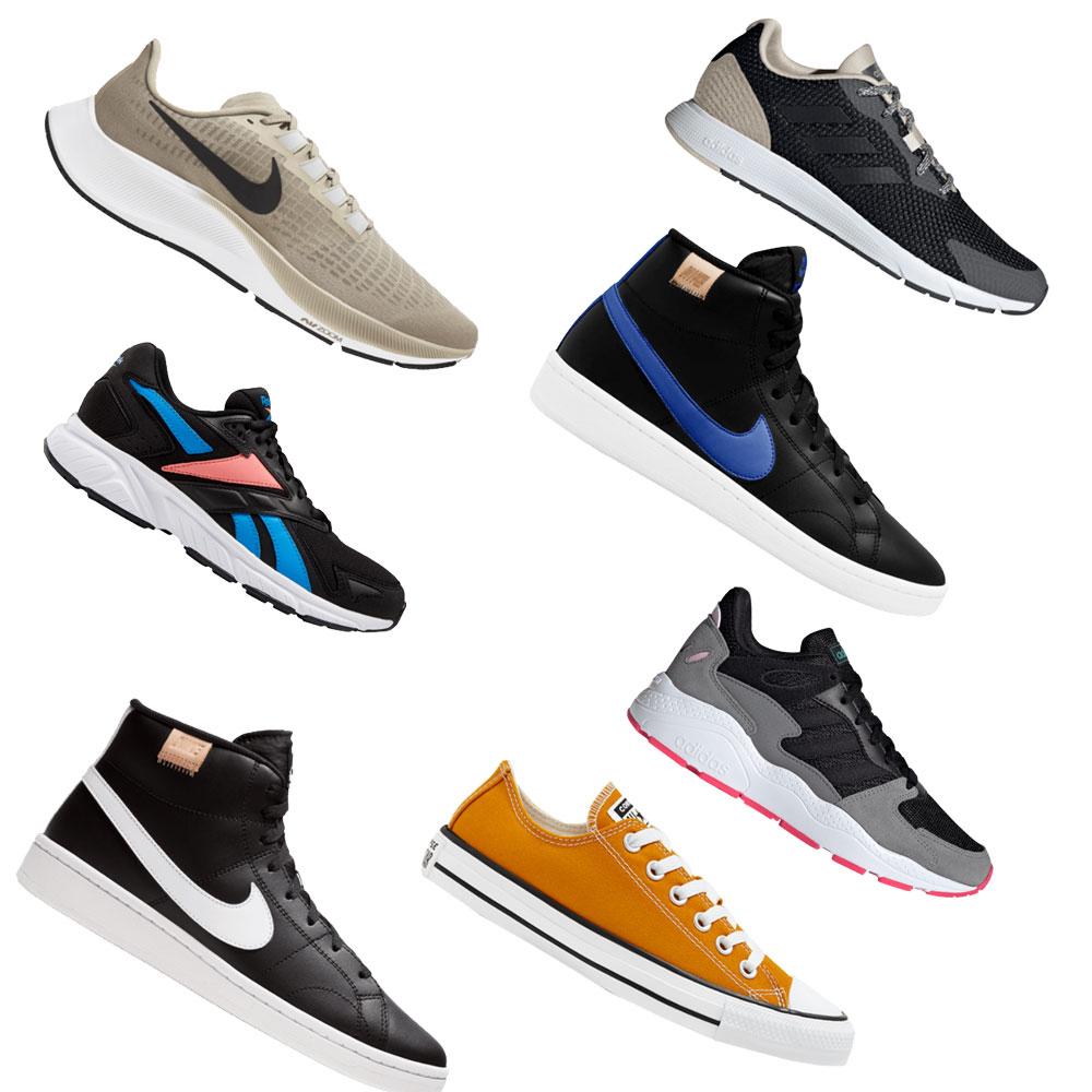 Sneaker SALE - vanaf €27,47 [o.a. adidas / Nike / Converse - 175+ modellen]