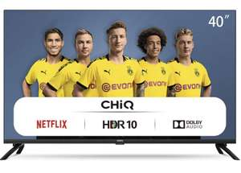 CHIQ 40inch HD smart tv