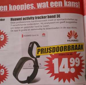 Huawei Band 3E Activity Tracker bij Dirk
