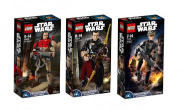 3-Pack Lego Star Wars @ Dagknaller