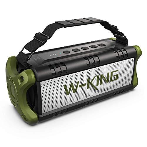 W-KING 50W (70W Piek) Bluetooth luidspreker (AMAZON EXCLUSIVE) wordt gezien als je anker motion+ killer