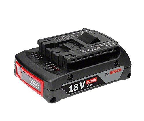 Bosch Professional GBA 18 V 2,0 Ah M-B inschuifaccu