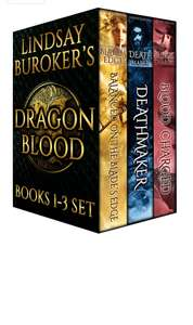 Lindsay Buroker The Dragon Blood Collection, Books 1-3 (English Edition)