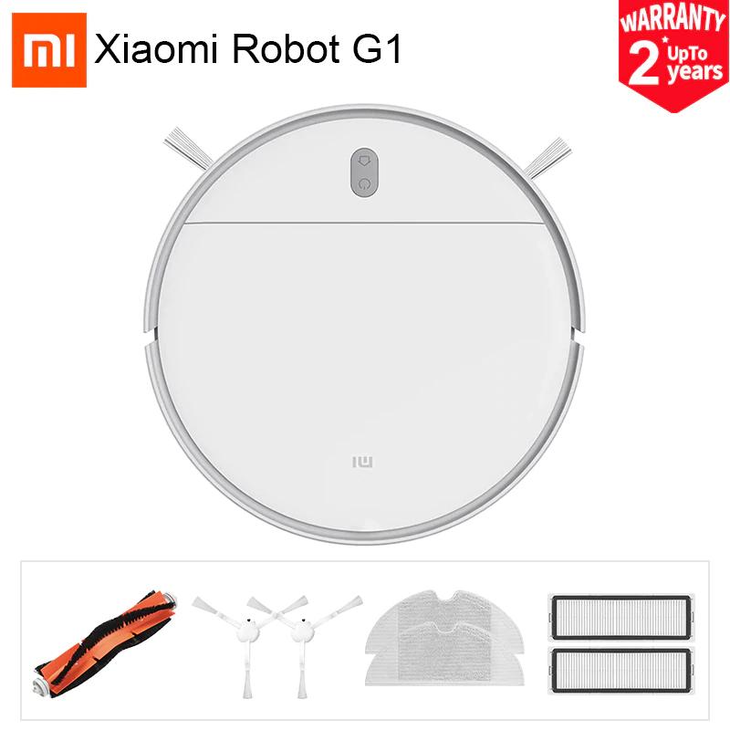 XIAOMI Mijia G1 robotstofzuiger verzending vanuit Spanje