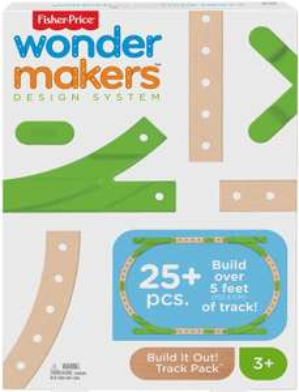 Fisher-Price GFP81 Wonder Makers Uitbreidingsset