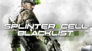 Splinter Cell: Blacklist (PC) (U-Play) voor €2,99 @ Humble Store
