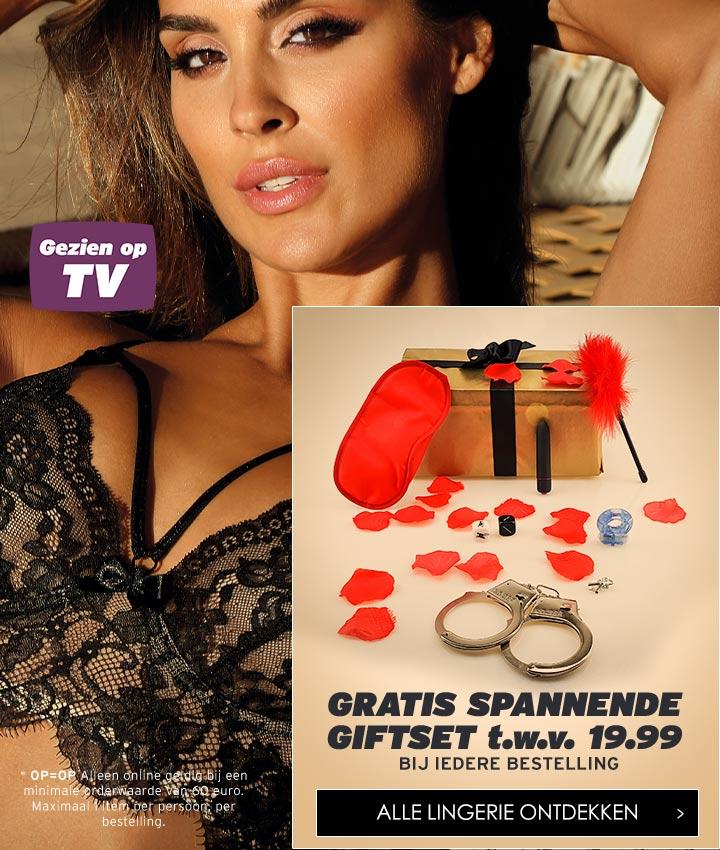 Gratis giftset bij bestellingen vanaf €60 bij Christine LeDuc