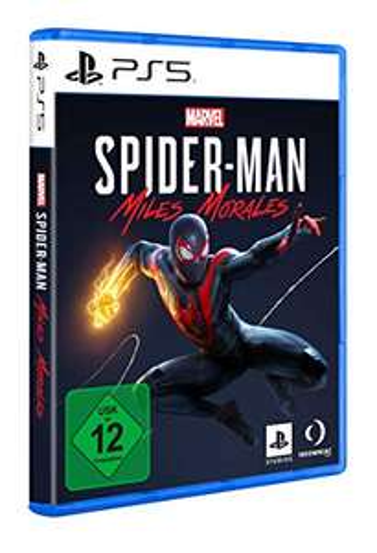 [ PS5 ] Marvel's Spider-Man: Miles Morales - PlayStation 5