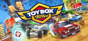 [Steam/PC] Toybox Turbos - 4 steam keys voor €1 @Fanatical