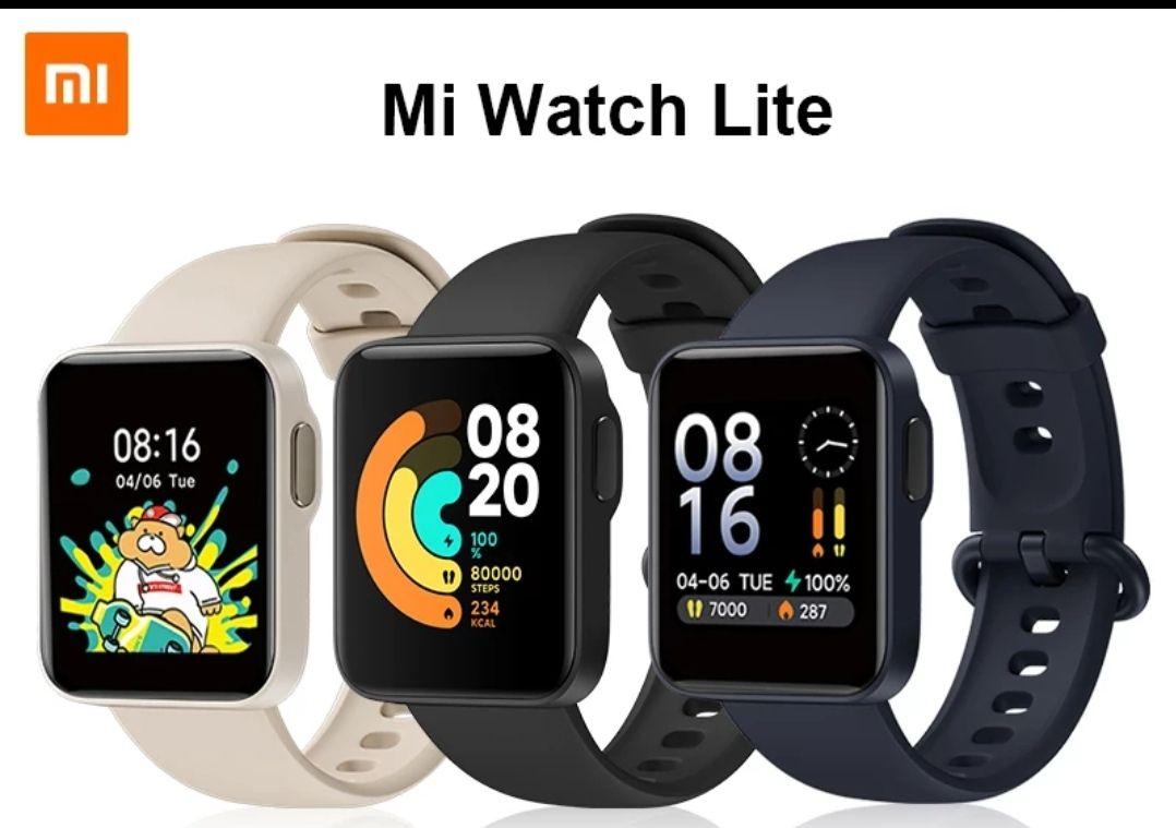 Xiaomi Mi watch Lite (verzending vanuit Frankrijk)