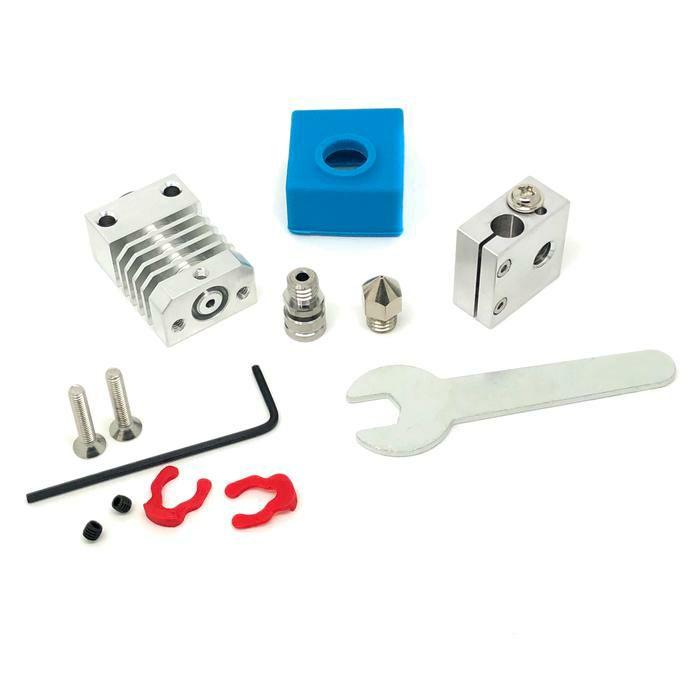 Micro Swiss All Metal Hotend Kit voor CR-10 / Ender 3D-Printers