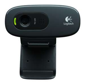 Logitech C270 HD Webcam @Amazon