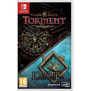 Icewind Dale + PlaneScape Torment - Enhanced Editions (Switch)