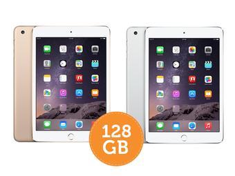 Apple iPad Mini 3 WiFi 128GB voor €399 @ iBood