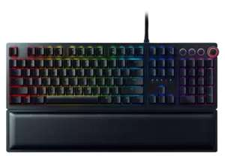 Razer Huntsman Elite Chroma - Qwerty - Opto Switch - Mechanisch Gaming Toetsenbord