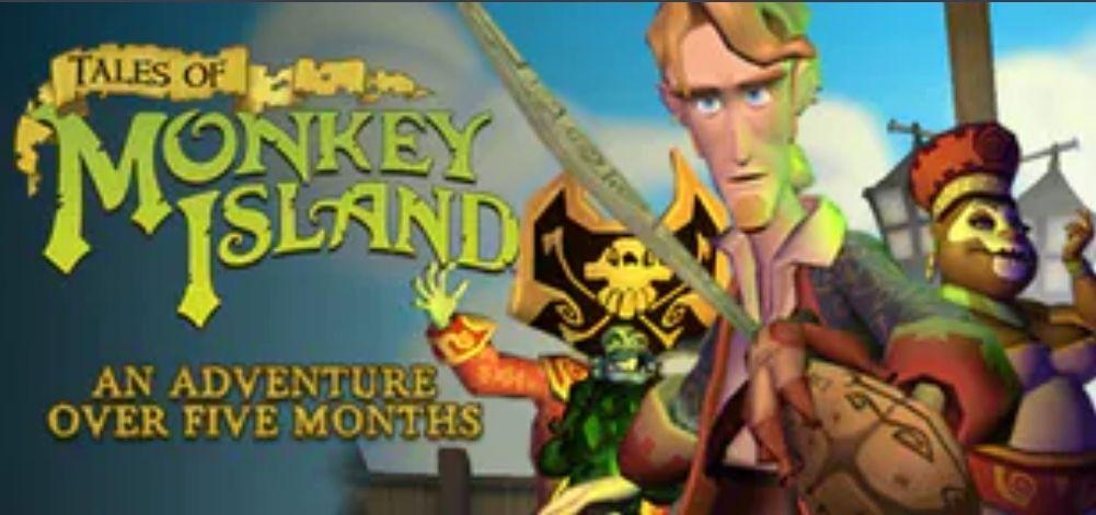 Tales of Monkey Island Complete Pack voor PC op Steam
