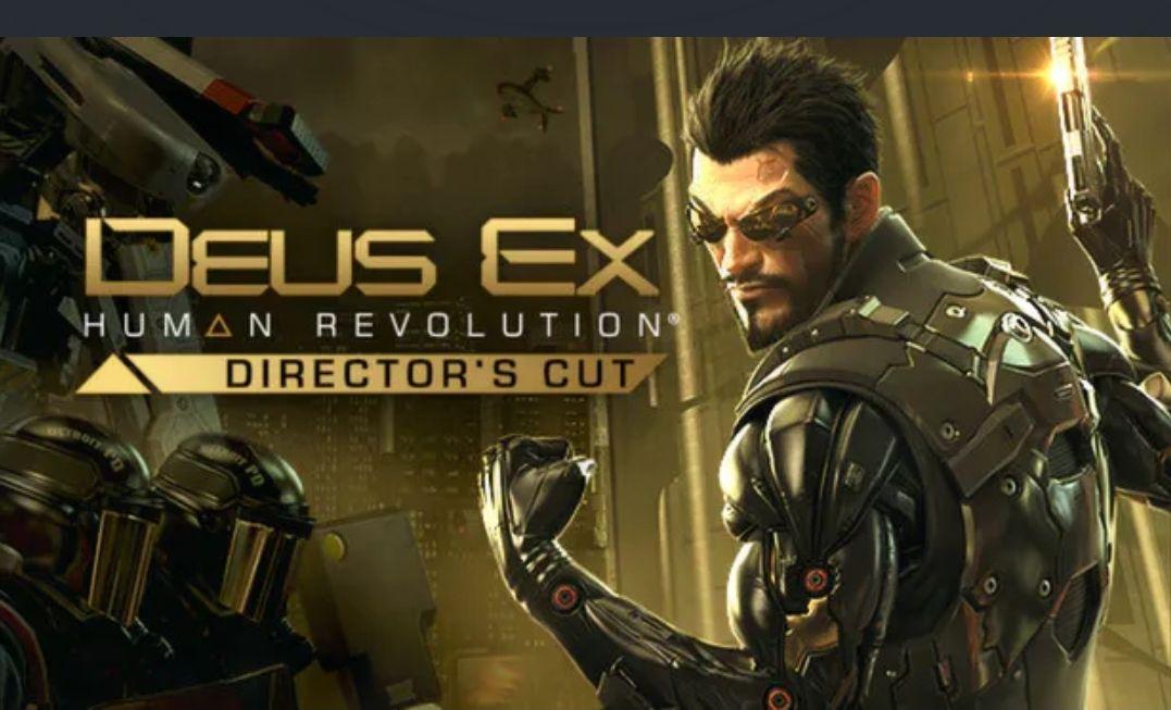 Deus Ex Human Revolution Director's cut voor PC op Steam