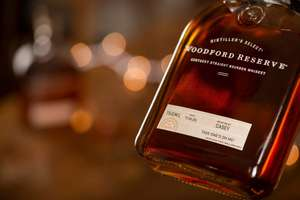 Gratis gepersonaliseerde bourbon label