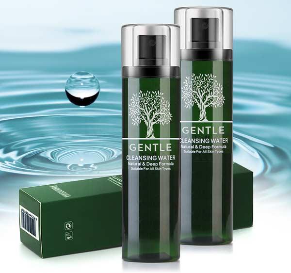 Gratis Gentle Cleansing Water Sample
