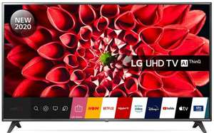 LG 75UN71006LC lcd-tv (75 inch / 189 cm, UHD 4K, SMART TV, webOS 5.0 met LG ThinQ) (Outlet model)