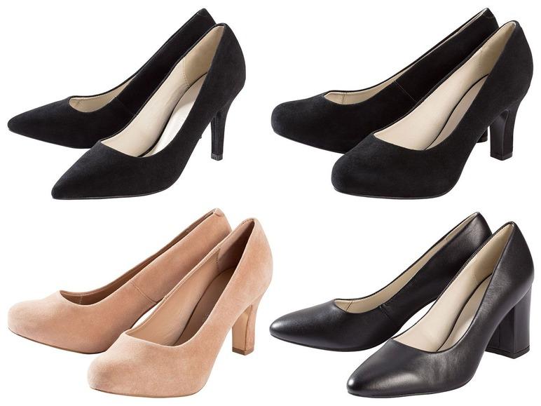 ESMARA® Leren pumps @ Lidl-shop