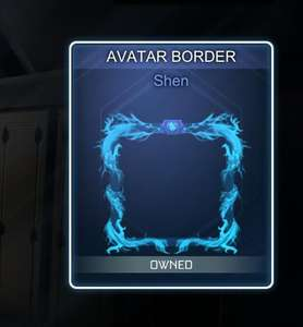 Gratis avatar border bij Rocket League