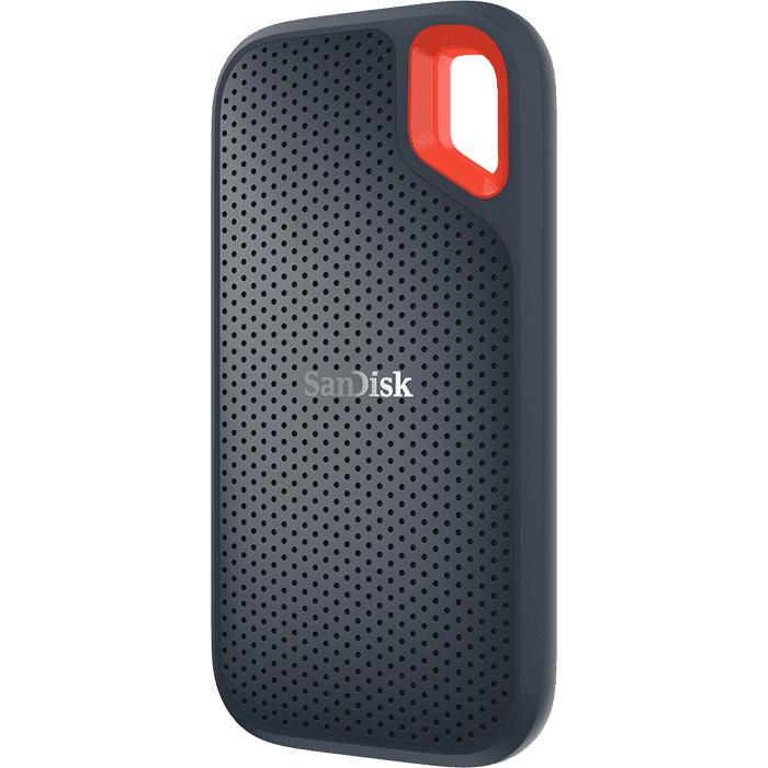 Sandisk Extreme Portable SSD 1TB Zwart