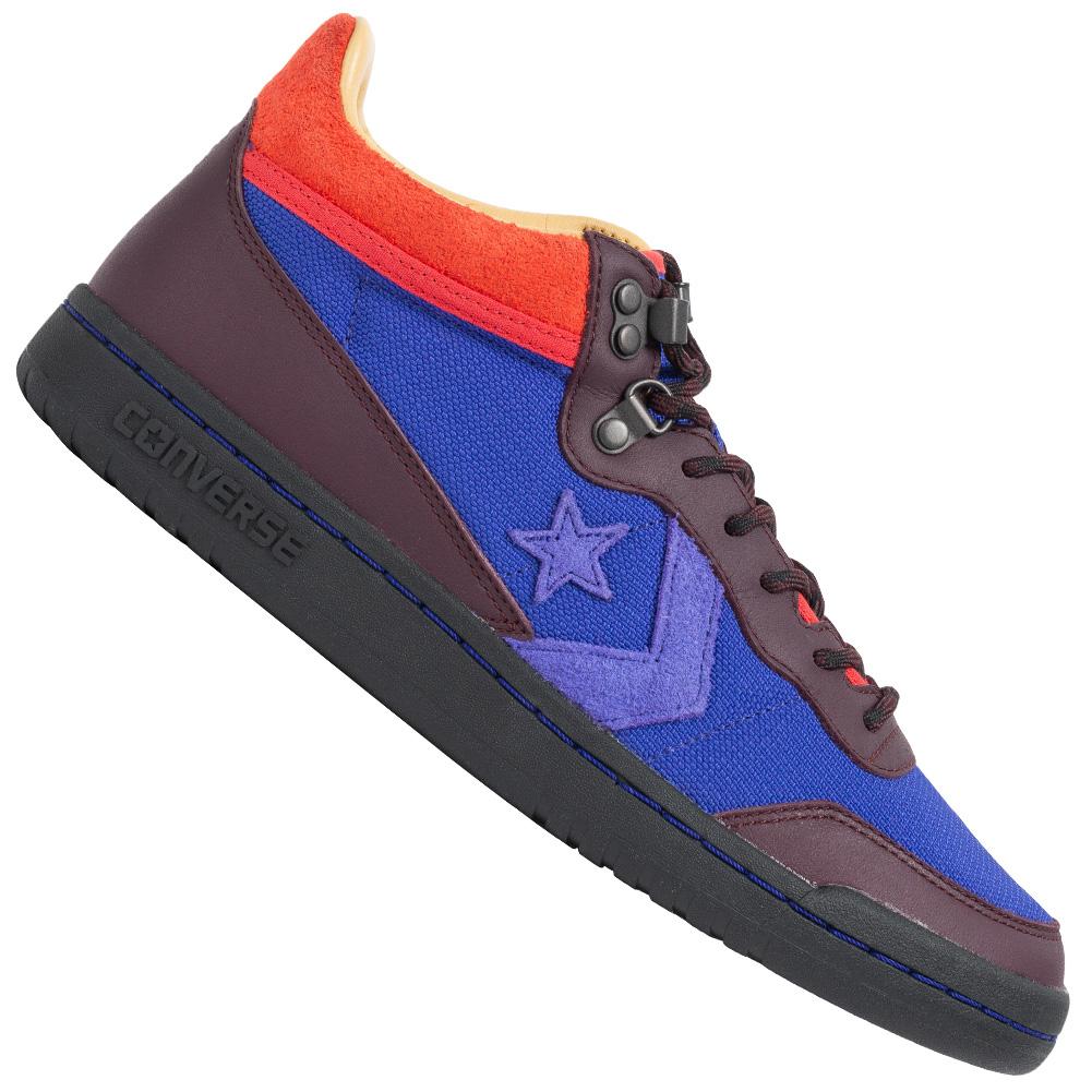 Converse x CLOT Fastbreak Mid leren sneakers
