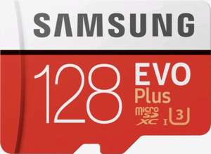 Bol select deal - Samsung Micro SD 128 GB