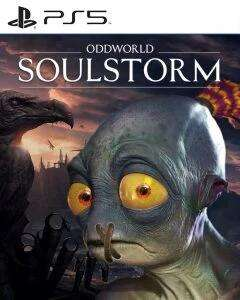 Oddworld: Soulstorm PS5 gratis voor PS+ leden vanaf 6 april t/m 3 mei 2021
