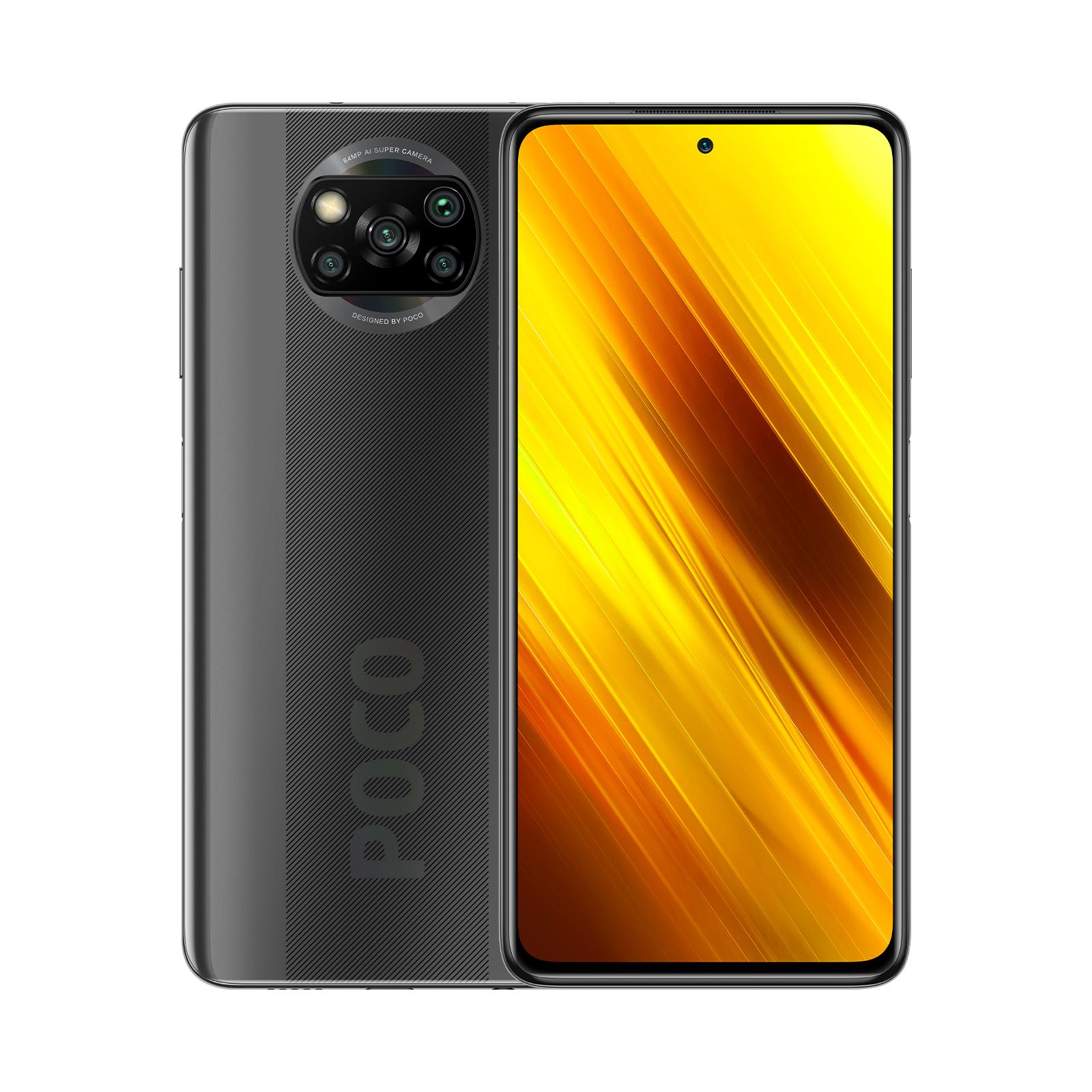 (24 uur deal) Poco X3 NFC 6GB/128GB @ mi.com/nl