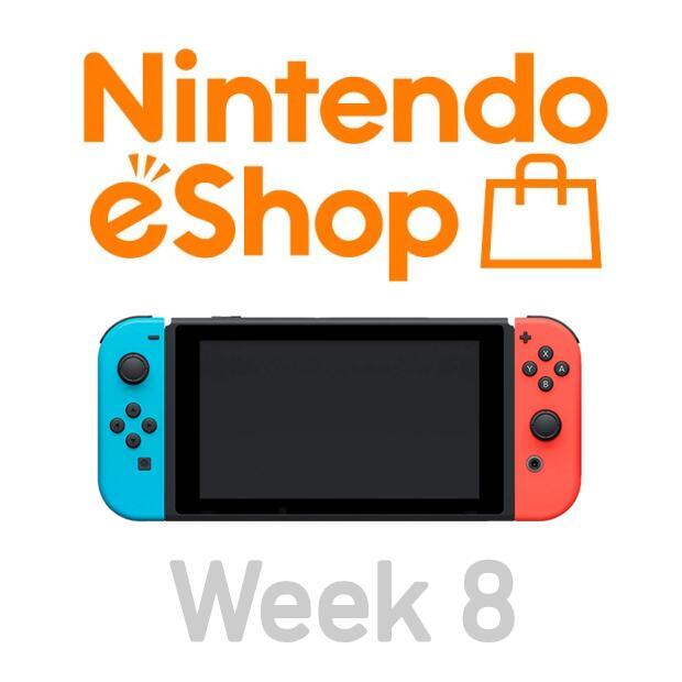 Nintendo Switch eShop aanbiedingen 2021 week 8
