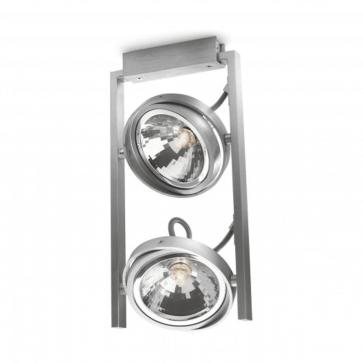 Philips myLiving Aluminium 2 Spotslamp bij Dagknaller