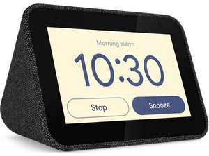 Lenovo Smart Clock met Google Assistant @ iBOOD