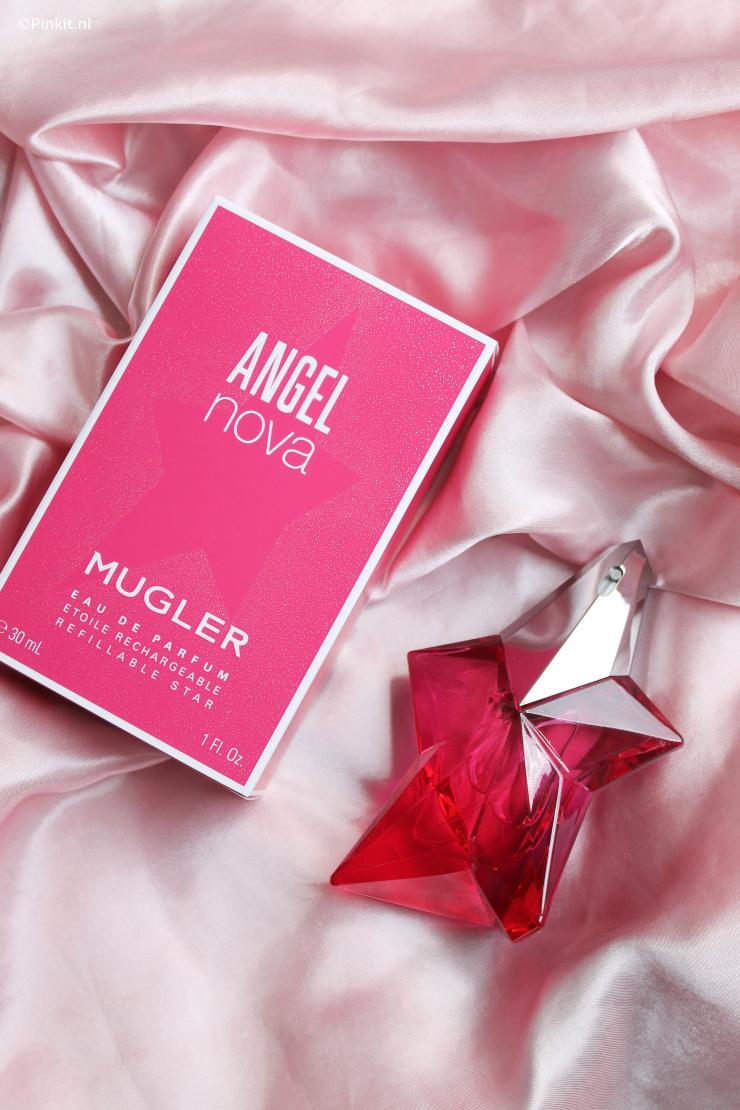 Gratis Thierry Mugler Angel Nova parfum sample (FB account vereist - via PC)