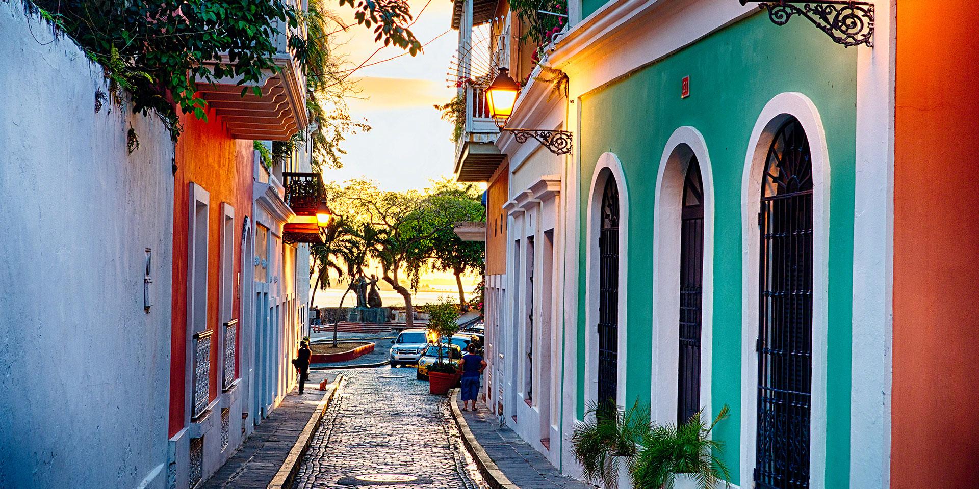 Amsteram naar Puerto Rico (San Juan) feb 2022