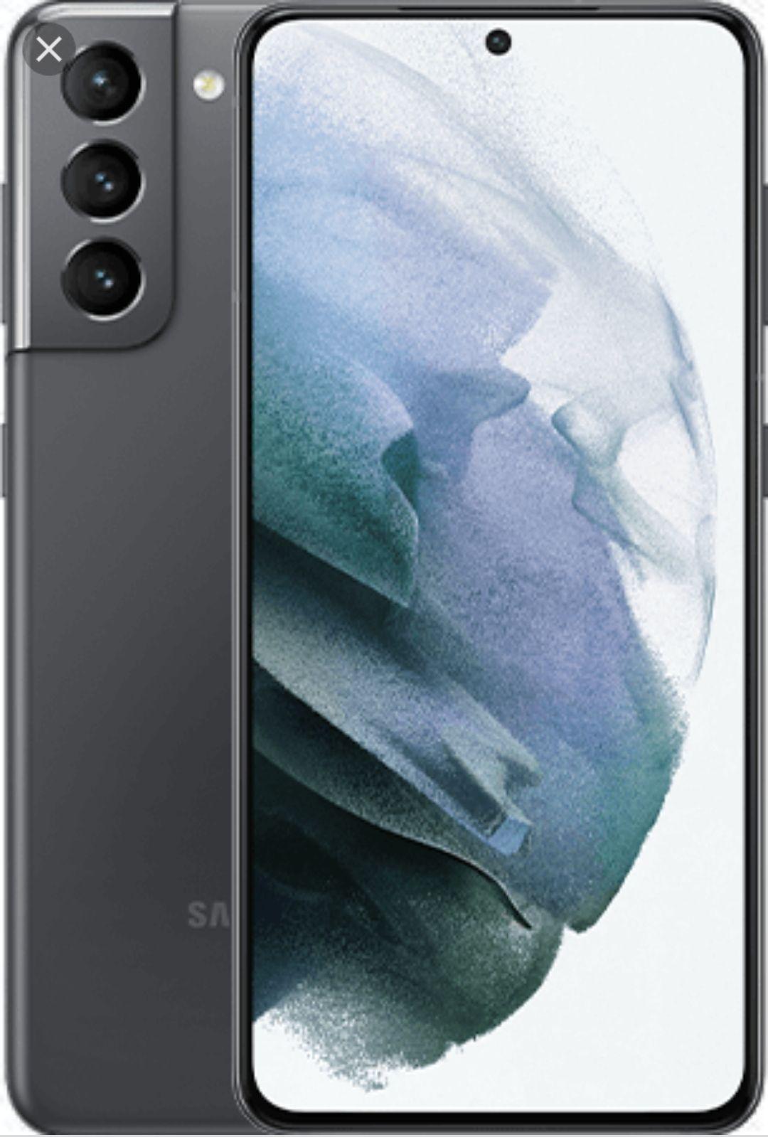 Samsung Galaxy S21 Snapdragon 888 128 GB 5G Dual SIM Grijs