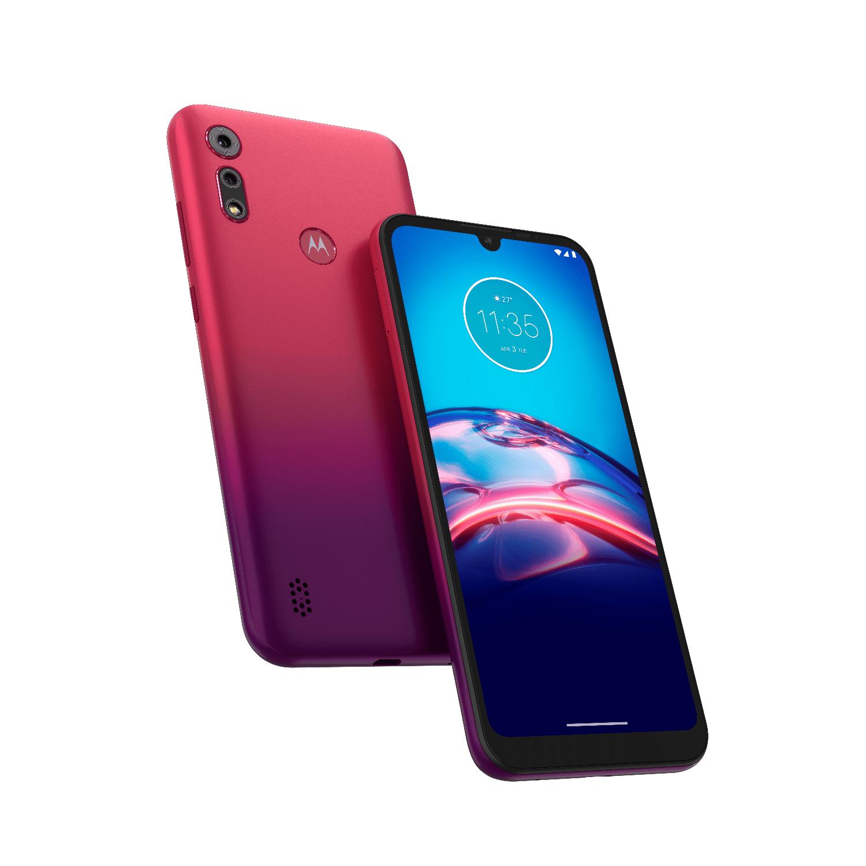 Moto e6s - Sunrise Red (Dual SIM) Smartphone @ Motorola Store
