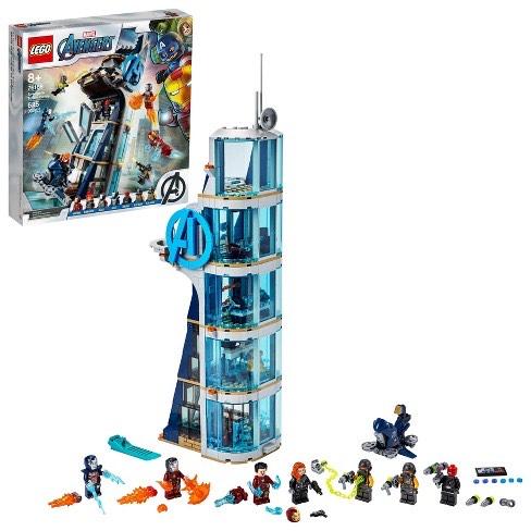 Lego Avengers torengevecht 76166 (laagste ooit)
