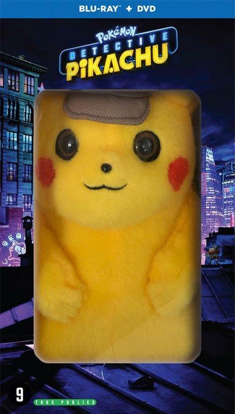 Pokémon Detective Pikachu (Dvd + Blu-ray) (Limited Edition incl. knuffel) Dagdeal
