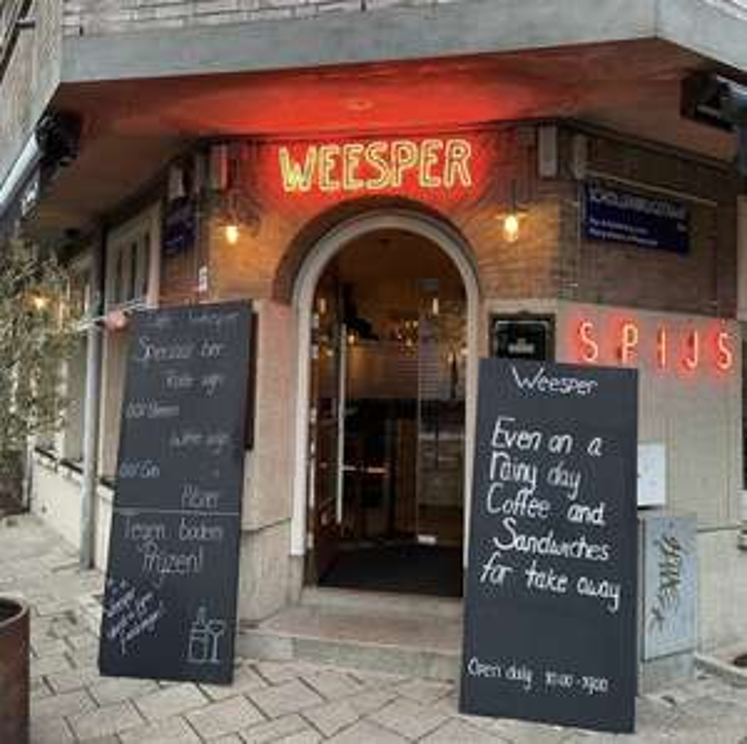 [LOKAAL] Speciaal bier @ Café Weesper Amsterdam