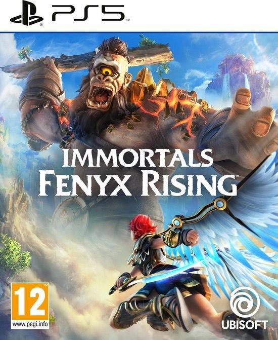 Immortal Fenyx Rising PS5