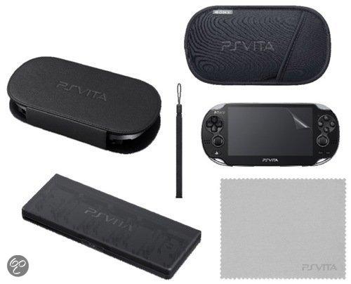 Sony PlayStation Vita Starter Kit voor € 17,98 @ Bol.com