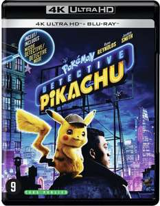Select-Deal Pokémon Detective Pikachu (4K Ultra HD Blu-ray) 11,99 bii Bol.com
