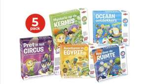 5-Pack tactic story game
