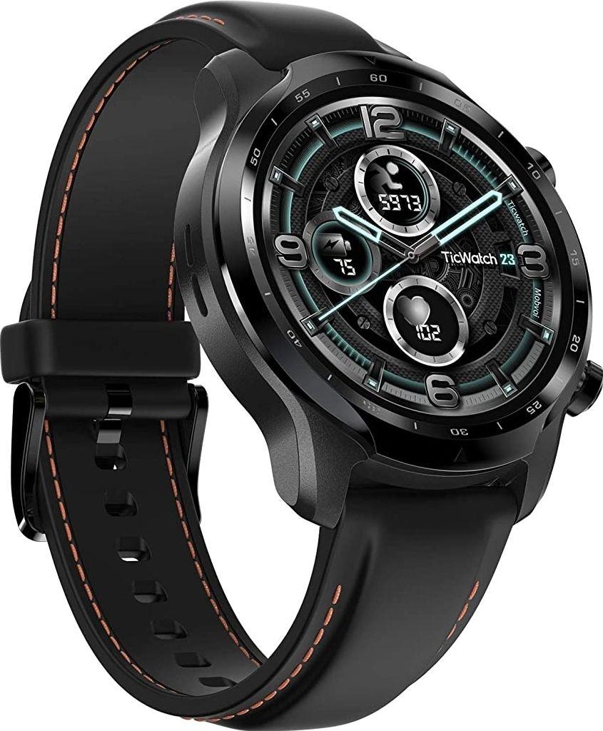 (Lightning Deal)Mobvoi TicWatch Pro 3 GPS-smartwatch